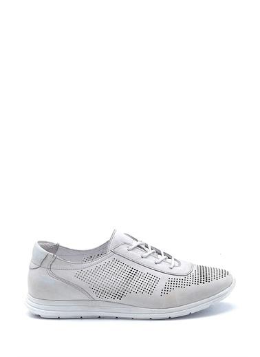 Derimod Kadın Ayakkabı (A102) Casual Beyaz